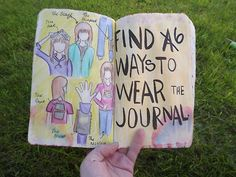 Hey guys tag me In some really cool pix to do for my wreck this journal thx!
