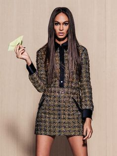 Joan Smalls for Vogue Mexico (September 2015)