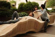 meuble de jardin canapé design unique pour votre espace extérieur