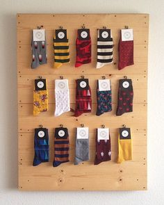 Monthly Beauty Boxes - Fancy Sox. Gift a woman, man or child with monthly sock subscription. #Christmas