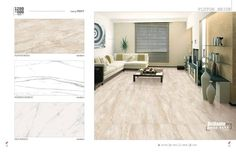 Legendary #styles are the #design of the future.  Grace Luxury Series - Millennium Tiles 600x1200mm (24x48) Brilliante Recta PGVT Large Format Porcelain #Tiles - Pluton Beige - Moreno Bianco - Neo Bianco  - Random Print Technology: A Design with several variations without a systematic pattern or discernible sequence in its appearance. A non-repetitive pattern creates a #surface that makes every room look bigger.