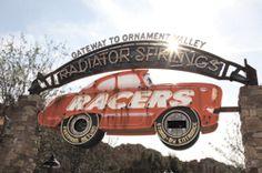 Radiator Springs at Disney's California Adventure