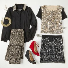 Take a look at the Shop the Look: Dinner & Dancing event on zulily today!