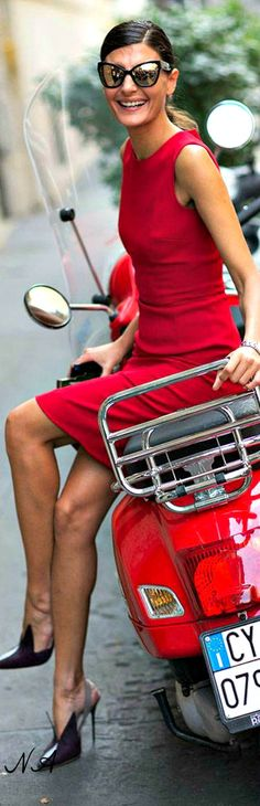 ~Giovanna Battaglia, fashion editor L'Uomo Vogue Italia | House of Beccaria