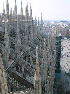 Gothic Architecture - SkyscraperCity