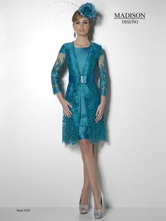 #madisondiseño #madrinas #moda #fashion #vestidos #woman #partydress #wedding  http://www.grupo-madison.com