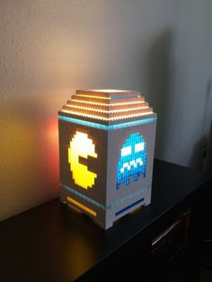 This Mario LEGO Lamp Is Super Cool And Super Expensive