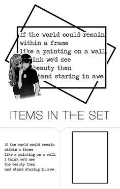 """""""Wow..... Pretty good."""" by clea69 ❤ liked on Polyvore featuring art"""