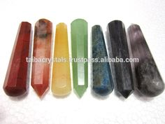 Source Chakra Massage Wand Set Chakra Set supplier Buy Chakra sets khambhat on m.alibaba.com