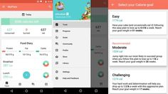 One of the most difficult battles many of us will face is our diet. Let's look at the best nutrition apps and best diet apps for Android! Best Nutrition Apps, Pizza Nutrition Facts, Nutrition Tracker App, Diet Apps, Dinner Recipes For Kids, Healthy Dinner Recipes, Kids Meals, Diet Lunch Ideas, Calorie Tracker