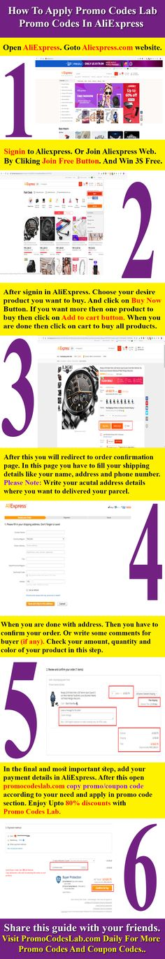 fa64dbf710 Here are the steps which helps you in applying promo code in AliExpress. So  simple