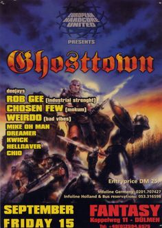 #Ghosttown #music #gabber #hardcore #gabber_od_ua