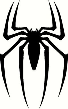 Spiderman Logo Vinyl Cut Out Decal, Sticker - Choose your Color and Size Spiderman Tattoo, Spiderman Kunst, Spiderman Spider, Spiderman Drawing, Laptop Decal Stickers, Rock Poster, Halloween Spider, Black Widow, Tribal Art