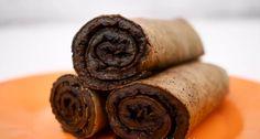 Crepioca light de chocolate: simples, rapidinha e saudável