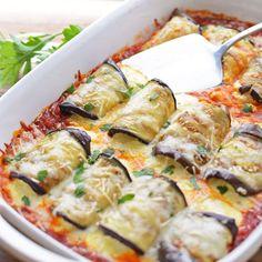 Eggplant Stuffed Shells - Simple Seasonal