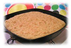 Okara Mountain • Okara recipes, vegetarian recipes: okara skillet corn bread •