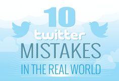 I 10 errori comuni su Twitter che facciamo anche nella vita reale | by @cinziadimartino #futurosemplice #Twitter