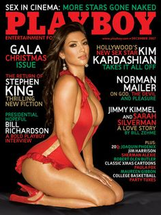 Kim Kardashian Ready to Pose for Playboy Again? Hugh Hefner Finds the Idea Very Exciting | E! Online  I've always wondered what the origins of the fame are....
