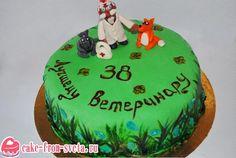 Торт доктор Айболит
