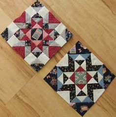 Nancie Anne Quilts: Busting Stashzilla With Country Corners!!!  country corners quilt along