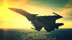 Duvar Kağıtları - ★ Su-27 Flanker ★