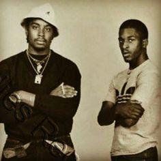 Eric B. & Rakim Hip Hop And R&b, Hip Hop Rap, Hip Hop Artists, Music Artists, History Of Hip Hop, Hip Hop World, Brooklyn, Hip Hop Outfits, Music Heals