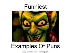 """English Puns - a 3 minute """"Just For Fun"""" video. Hope you like it! English Puns, Business Video, Funny Puns, Enough Is Enough, Joker, Videos, Humor, Funny Pun Names, The Joker"""