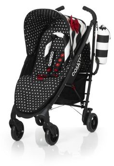 Baby Care Stroller Store (UK & Ireland): Strollers: Cosatto Yo Stroller (Go Lightly) - Buy New: £195.95