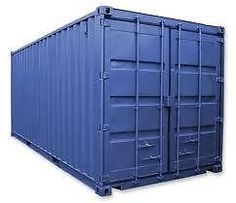 20ft steel storage shipping container site store portable cabin portable office | North Lanarkshire | Gumtree