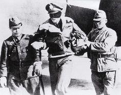 Doolittle raider Robert Hite in Japanese captivity Japan April 1942.