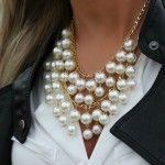 Collares de perlas primavera 1