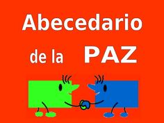 El abecedario de la PAZ ideal para trabajar el 30 de enero -Orientacion Andujar Alphabet, Author, Peace, Logos, Ideas Para, Simple, Crafts, Diy, School Displays