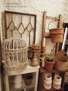junk furniture shop by studio soo, via Flickr
