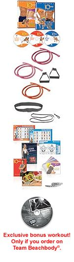 Ten Minute Trainer Deluxe by Beachbody - No time to workout? Hogwash!  Check out the details at www.susanlucy.com