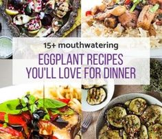 If you love eggplant you'll want to check out these mouthwatering eggplant recipes you can make for dinner — whether you want vegetarian or with meat! Healthy Sweet Snacks, Healthy Fruits, Healthy Eats, Meat Recipes, Healthy Recipes, Cookie Recipes, Easy Hollandaise Sauce, Tea Party Sandwiches, Pimento Cheese Recipes