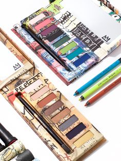 Urban Decay Jean-Michel Basquiat Collection
