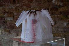 """""""3D"""" tre donne di Marina Majcen. Mostra """"Invisible Souls"""" dal 26 giugno al 5 luglio 2014 presso Spazio Materia Grigia, dorsoduro 1750. Show and Event curator: Francesca Anzalone Spazio Materia Grigia (dd1750, Venezia) di Gianluca Ballarin - foto di Cecilia Pennisi"""