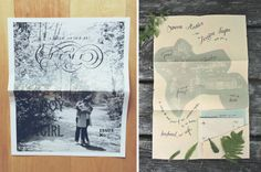 Choosing The Right Medium For Your Wedding Invitations - Wedding Idea of the Day - Lonny