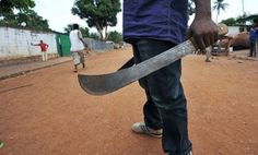 Man Kills His Friend with Machete After He Caught Him Red Handed Rping His Daughter A father who could not stand the sight of seeing his daughter being rped by his friend has used a machete to kill him. Not actual image. According to The NairobiNews the incident took place on Sunday night. The randy man was hacked to death after he was allegedly found defiling the JSS2 girl at Bokimonge sub location Kenyenya Sub County in Kisii Kenya. Area Chief Onesmus Onyambu said John Ombongi Marege had…