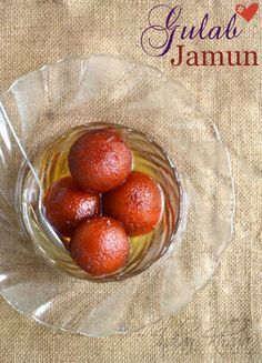 One of my favorite indian dessert: Gulab Jamun Classic Indian Sweet Gulab Jamun perfect for any occasion. Indian Desserts, Indian Sweets, Indian Dishes, Sweet Desserts, Indian Food Recipes, Snack Recipes, Dessert Recipes, Cooking Recipes, Snacks