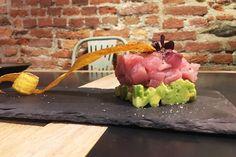Tartare de Palamita | El Beso Torino | Mexican Food, Gourmet Restaurant in Turin