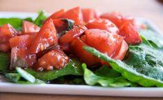 Espinacas con tomates y especias - El Gran Chef