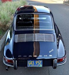 Buy used 1966 Porsche 912 Short Wheel Base Coupe Aga Blue Fresh Restoration Show Ready in Lake Oswego, Oregon, United States