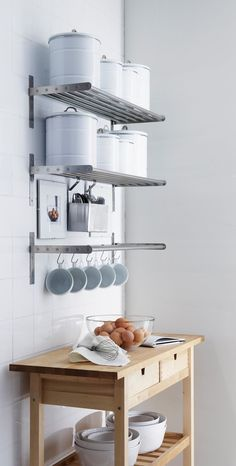 stainless steel shelving from ikea ideas for the house pinterest