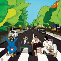 Abbey Road Siesta