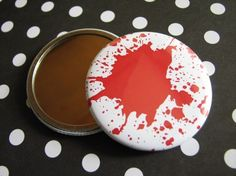 The Bloody Pocket Mirror