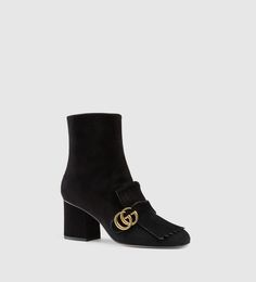 Gucci - suede ankle boot 408210C20001000