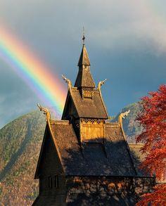 Norwegian Fjord Country by Jon Reid, via Behance