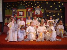 Christmas Pageant ideas