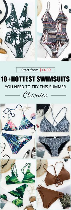 Start from $14.99! 10+ Chicnico Hottest Swimsuits